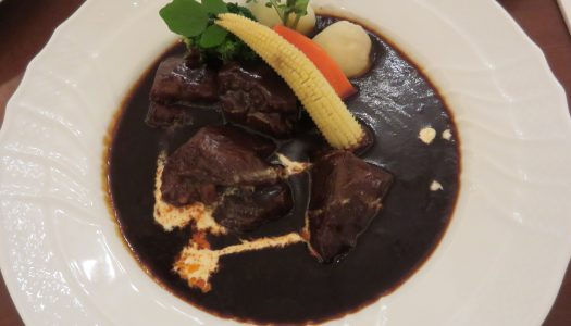 "GINZA Royal crystal cafe ""Beef stew"" 