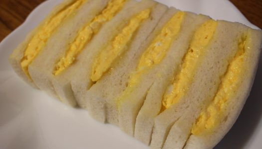 "GINZA Kissa YOU ""Omelette sandwich"" 