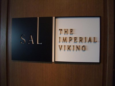 THE IMPERIAL VIKING SAL@帝国ホテル