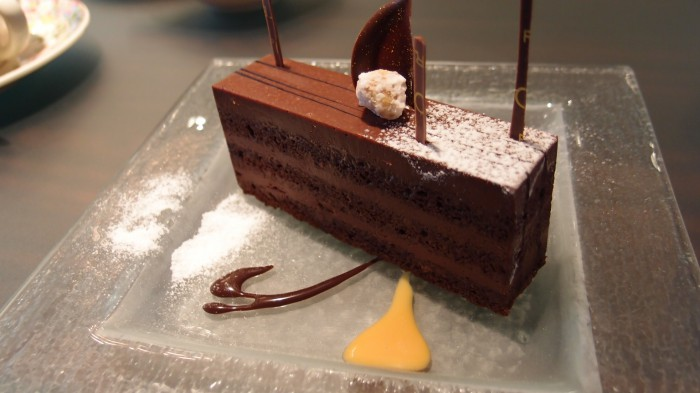 CHOCOLATIER PALET D'OR@新丸ビル ケーキ