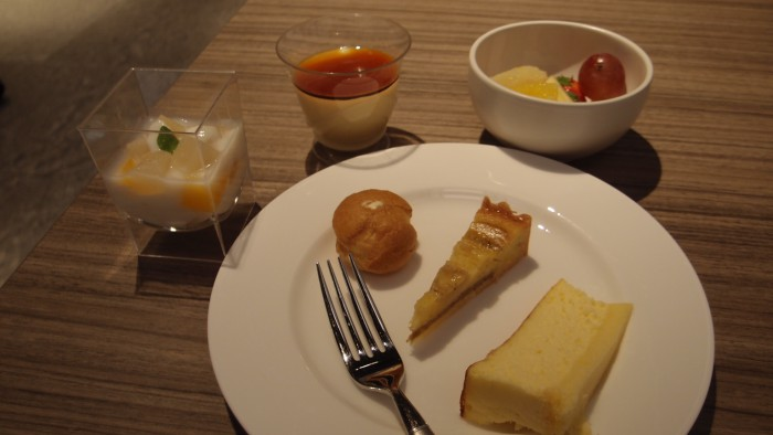 ALL DAY DINING NiKO GINZA スイーツ