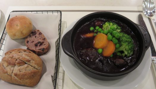 """YURAKUCHO ParksideDINER@Imperial Hotel """"Traditional beef stew"""" 