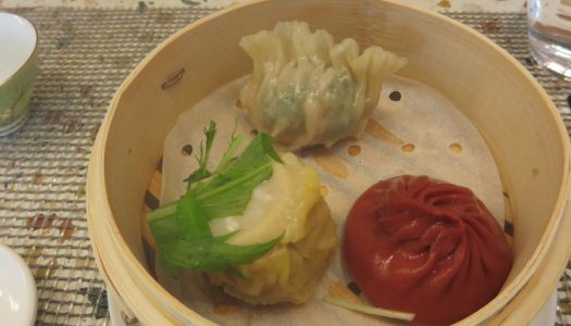 """GINZA Dumpling time """"Weekly lunch set"""""""